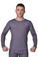 Thermal shirt ACTIV man grey
