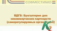 ВДГБ: Бухгалтерия для некоммерческих партнерств. Базовая версия