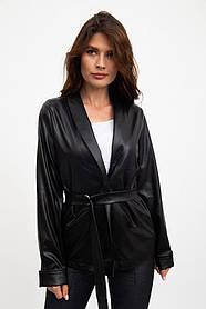 Жакет женский мода  черный