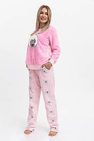 Пижама женская  цвет Розовый  Trendy Moda
