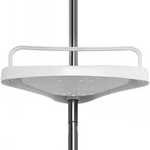 Угловая полка для ванной Multi Corner Shelf GY-188    4 полки 33*21,5см, фото 2
