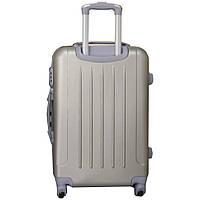 Стильный пластиковый чемодан, маленький 51041219