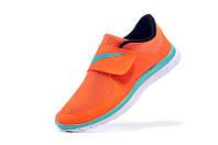 Кроссовки женские Nike Free Socfly orange, фото 1