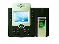 Биометрическая система учета рабочего времени по отпечатку пальца ZKTeco  iClock880