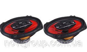 Автомобільні динаміки TS-6947, 30W, Овал-150x230 мм
