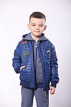 """Куртка   для мальчика  6-9 лет демисезонная """"Air Force"""""""