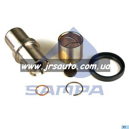 Комплект шкворней Поворотного кулака / 010.681 / 81363050014S /