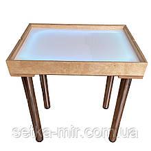 Світловий стіл-пісочниця - 70-50см