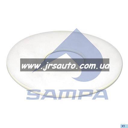 Изделия из пластмасс / 015.088 / 4331502900 /