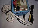 Терморегулятор 1,0 кВт, 1 ручка, с градусником (реле инкубаторное) контактный, механический, фото 6