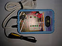 Терморегулятор 1,0 кВт, 1 ручка, с градусником (реле инкубаторное) контактный, механический, фото 4