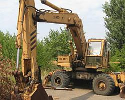 Капитальный ремонт экскаватора ЭО-4321 2