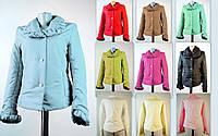 Голубенькая курточка