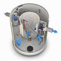 Автономная канализация Bio cleaner BC4