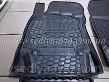 Водійський коврик Renault Captur (Avto-gumm)