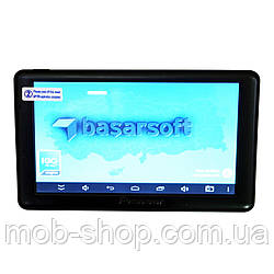 Надежный 7'' Планшет - GPS навигатор Pioneer 715 Android 4 Ядра 8 Gb навигатор пионер с навигацией на андроид