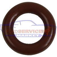 Кільце форсунки гумове коричневе неоригінал для Ford