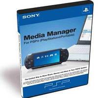 Программное обеспечение Sony «Media Manager» для PSP