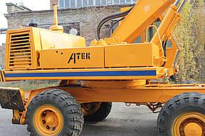 Капитальный ремонт экскаватора ЭО-4321 6