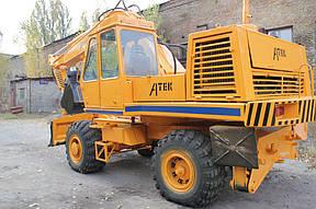 Капитальный ремонт экскаватора ЭО-4321 8