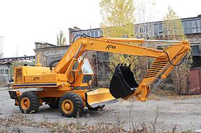 Капитальный ремонт экскаватора ЭО-4321 9