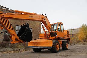 Капитальный ремонт экскаватора ЭО-4321