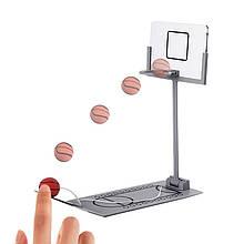 Настільний баскетбол DUKE Сірий