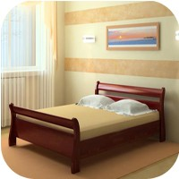 Чому ліжко має бути дерев'яним?