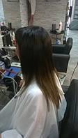 Капсульное наращивание волос. 150 капсул.