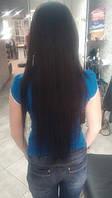 Капсульное наращивание волос. Цвет 01