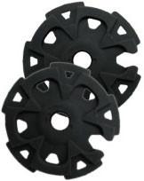 Кольца для треккинговых палок «Снежное» 10см Tramp TRA-060