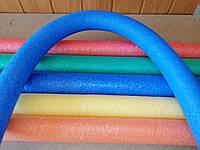 Аквапалка нудлс для занять спортом в басейні діаметр 4см для жінок дітей немовлят і вагітних синій