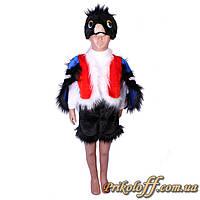 """Детский костюм """"Птичка - снегирь"""""""