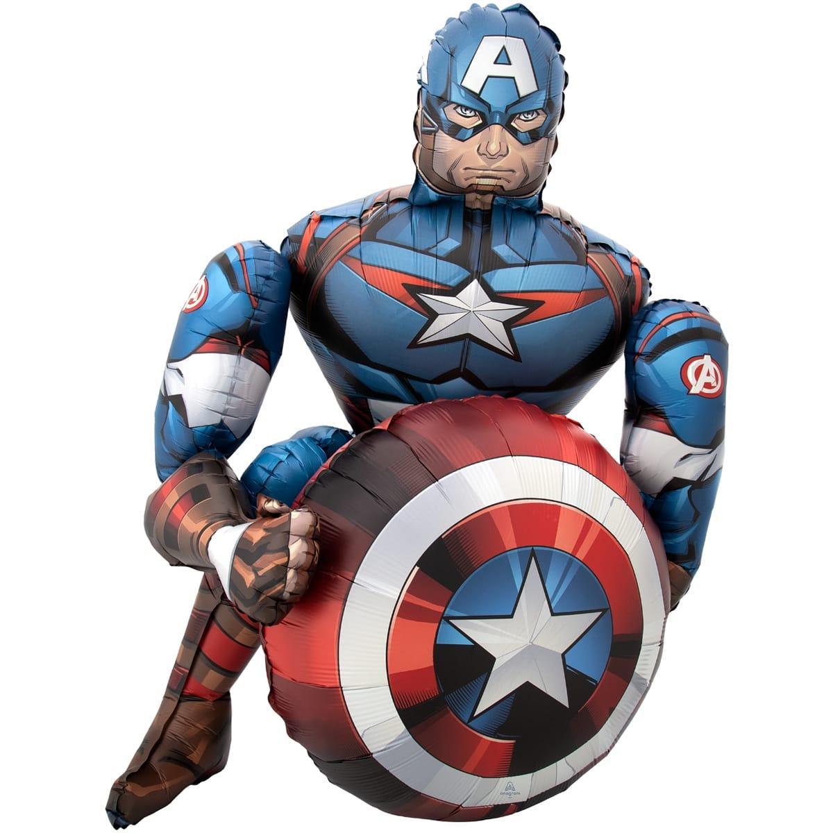 Ходяча Фігура Капітан Америка