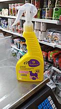 Спрей от блох, клещей для собак, кошек и грызунов Palladium Палладиум Golden Defence (Extra Safe), 250 мл