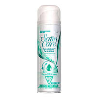 Gillette Satin Care Pure and Delicate «Деликатный» Гель для бритья 200 мл