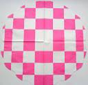 Салфетка для декупажа. Розовые прямоугольники
