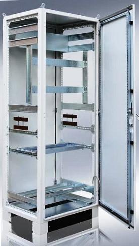 Шкаф щит стойка ящик металлический распределительный 2000х800х400 цена