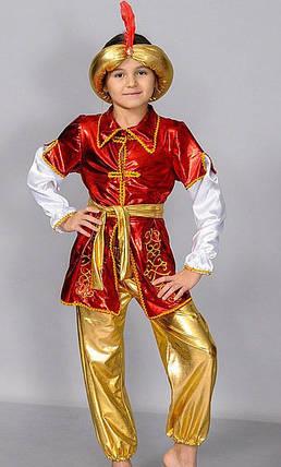 Карнавальный костюм султана для мальчика, фото 2