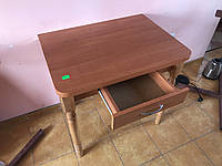 Стол кукхонный розкладной с выдвижным ящиком