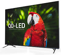 "Телевизор 55"" T2 SMART UHD(4K) frameless, QLED, Android 9.0"