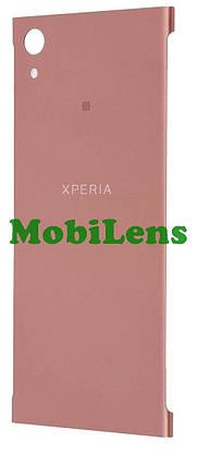 Sony G3112, Xperia XA1, G3116, G3121, G3123, G3125 Задняя крышка розовая, фото 2