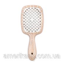 Гребінець для волосся пудрова JANEKE Superbrush Оригінал