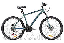 "Велосипед AL 26"" Formula THOR 1.0 AM DD рама-18"" 2020 нафтово-синій"