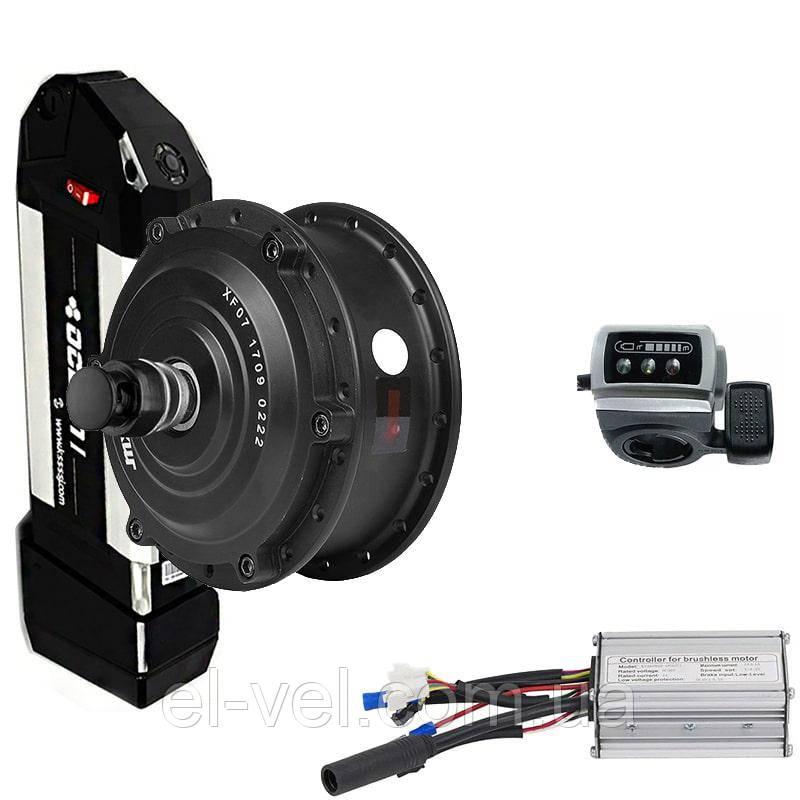 Электровелонабор MXUS XF07F 36В 350Вт + литиевая АКБ 10,4 Ач