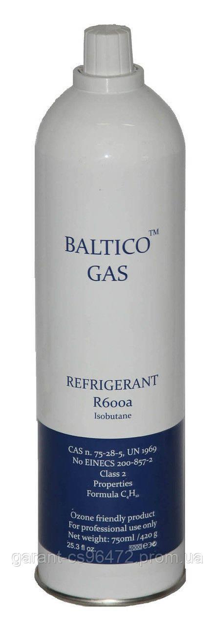Baltico Gas R600a (ізобутан - 420 р.)