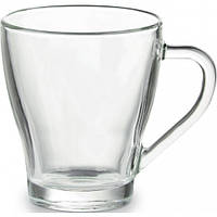 Чашка Юнона стеклянная 265 мл, от 10 шт