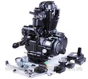 Двигатель CG 250 механика (5 передач c бал. валом)