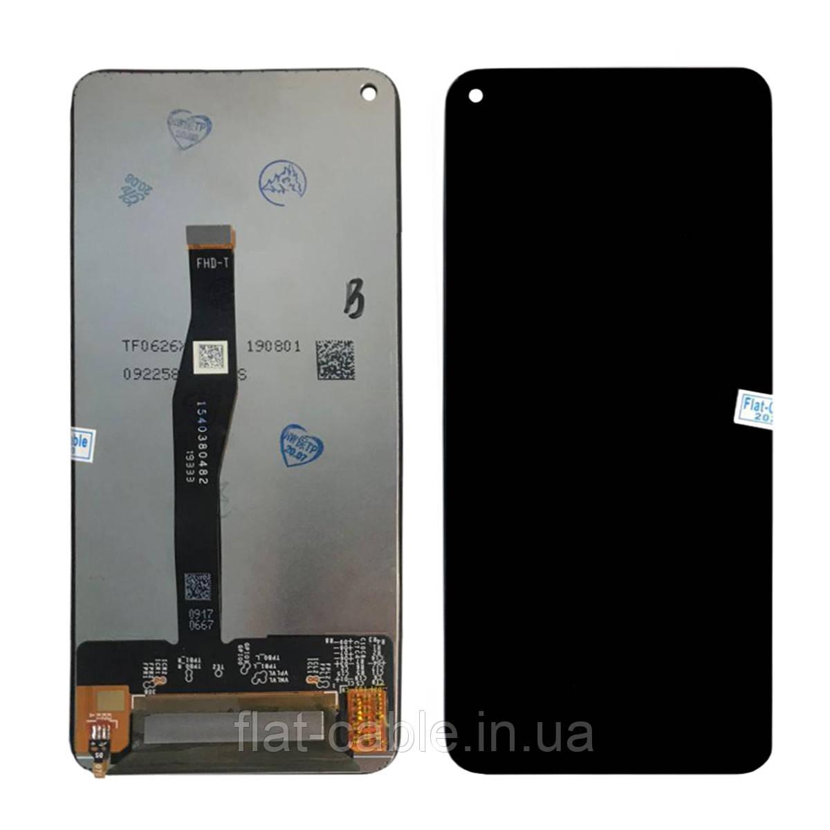 Дисплей + сенсор Huawei Honor 20 / Honor 20 Pro/ Nova 5T (YAL-L21) чёрный (OEMC)