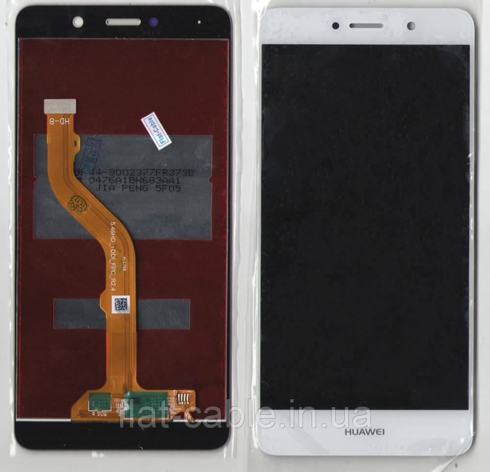 Дисплей + сенсор Huawei Y7 (2017) Білий